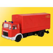 H0 Feuerwehr MAN Transportfah