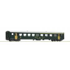 Schnellzugwagen EW II 1./2. Klasse, SBB