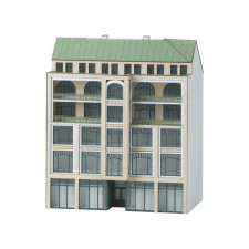 Bausatz Stadthaus Jugendstil