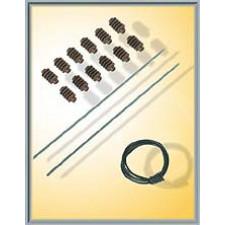 N Richt- & Quertragseile und Isolatoren