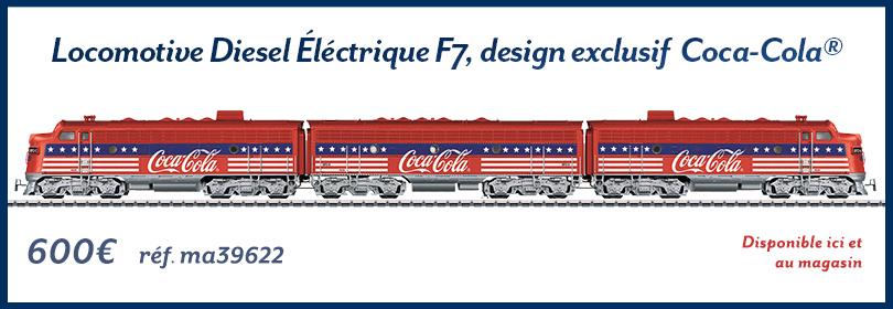 ma39622 coca-cola train